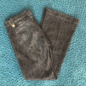 Wide Leg Jeans by Cache